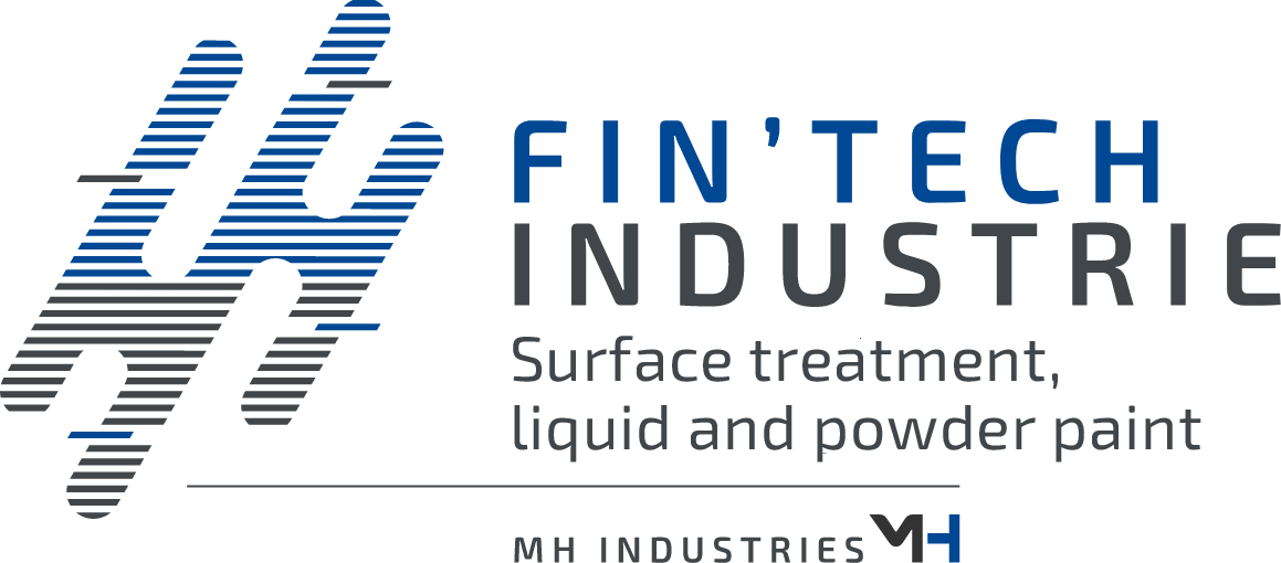 Logo Fintech Industrie Surface treatment liquid and powder paint